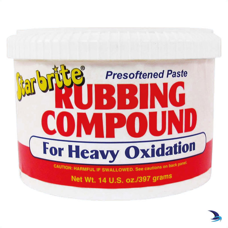 Starbrite - Rubbing Compound Paste (396g)